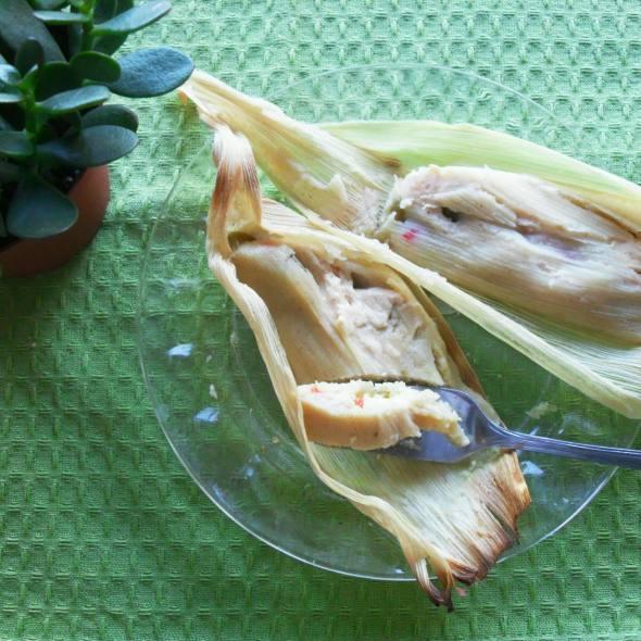 Tamales de Rajas (https://blogderecetas.wordpress.com/)